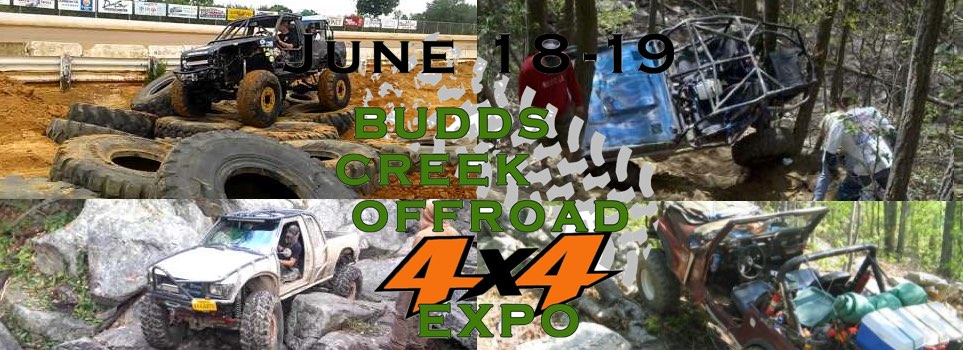 Off Road 4x4 Expo June 18 & 19